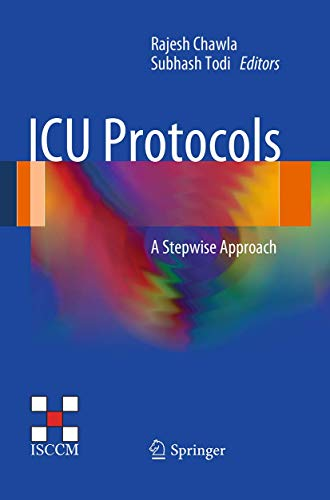 9788132228455: ICU Protocols: A stepwise approach