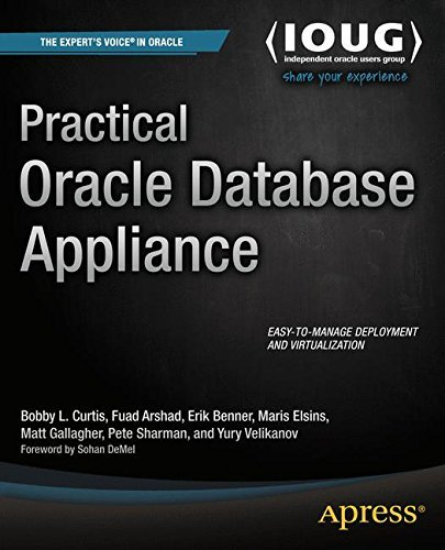 9788132230359: [(Practical Oracle Database Appliance )] [Author: Bobby Curtis] [Mar-2014]