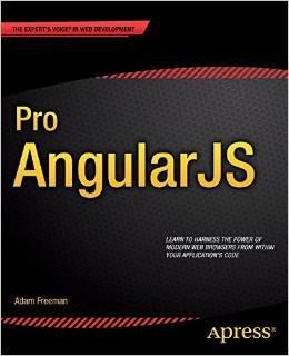 9788132230960: Pro Angular JS