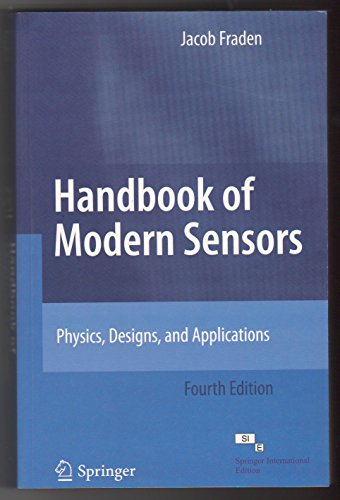 9788132230984: HANDBOOK OF MODERN SENSORS, 4TH EDITION