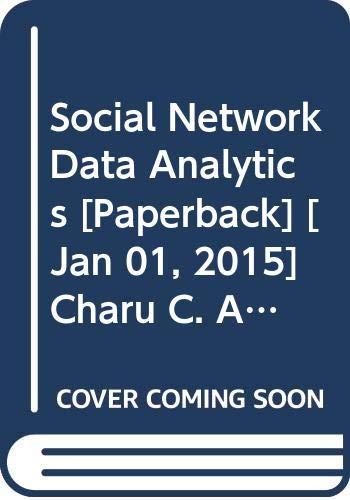 9788132231684: Social Network Data Analytics