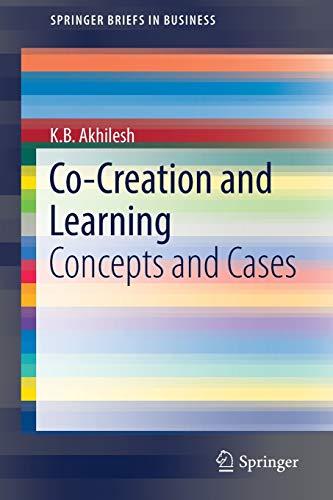Co-Creation and Learning: K. B. Akhilesh