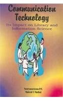 Communication Technology: Its Impact on Library & Information Science: Mahesh V. Mudhol,...
