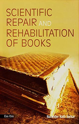 Scientific Repair and Rehabilitation of Books: N.N. Sarkar