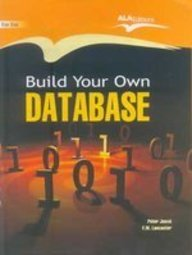 Build Your Own Database: Peter Jasco ,
