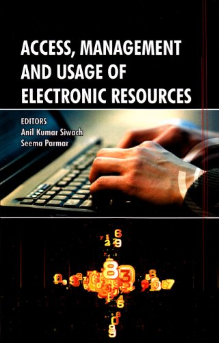 Access, Management and Usage of Electronic Resources, 2013