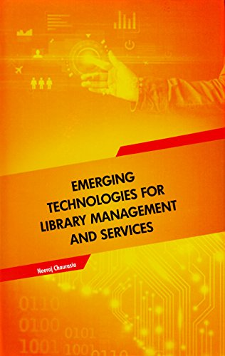 Emerging Technologies for Library Management and Services, 2014