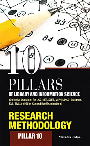 9788170007739: 10 Pillars of Library and Information Science