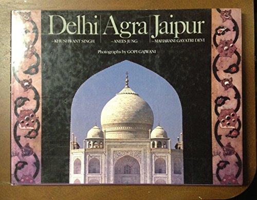 Delhi Agra Jaipur: Khushwant Singh, Anees Jung, and Maharani Gayatri Devi