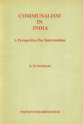 9788170071440: Communalism in India: A perspective for intervention (V.P. Chinthan memorial lecture)