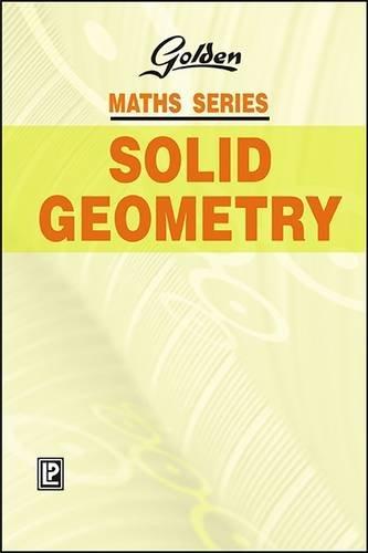 9788170080138: Golden Solid Geometry