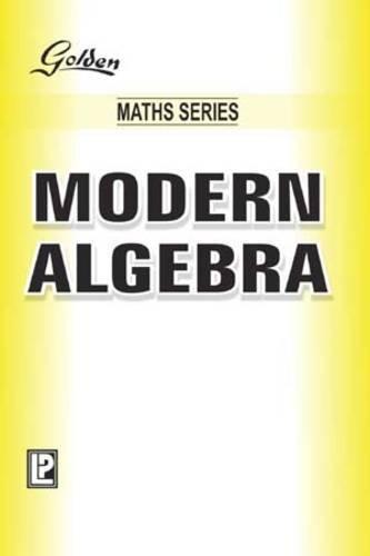 9788170080459: Golden Modern Algebra