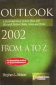 Outlook 2002 from A to Z (8170083249) by Nelson, Stephen L.