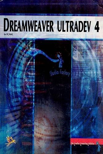 Studio Factory - Dreamweaver Ultradev 4: Phillippe Chatellier