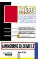 MCSE-administering SQL Server 7.0: Jerome Gabillaud