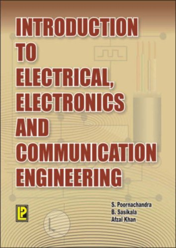 9788170086390: Introduction to Electrical , Electronics and Communication Engineering