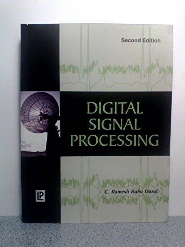 9788170087366: Digital Signal Processing