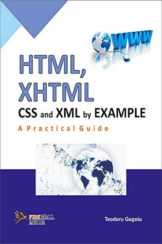 HTML, XHTML, CSS and XML: Teodoru Gugoiu