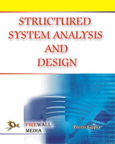 Structured System Analysis and Design: Preeti Gupta