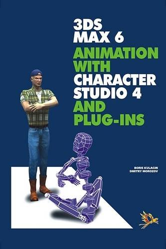 9788170088202: 3 DS MAX6 Animation with Character Studio4