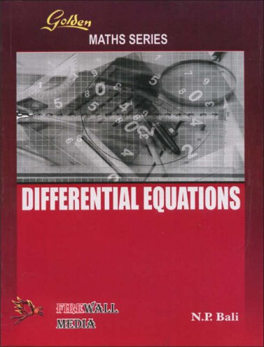 Golden Differential Equations: N.P. Bali