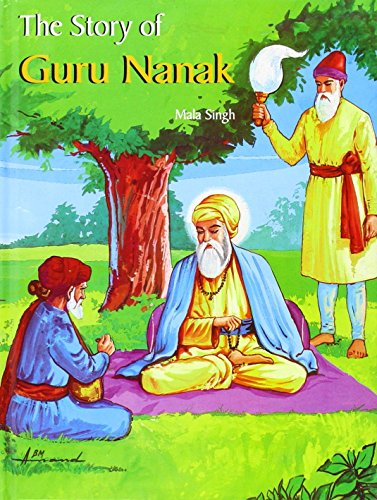 9788170101604: The Story of Guru Nanak
