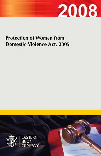 9788170122548: Protection of Women from Domestic Violence Act, 2005