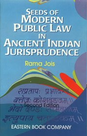 9788170126812: Seeds of Modern Public Law in Ancient Indian Jurisprudence
