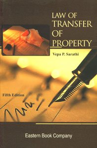 Law of Transfer of Property: Sarathi Vepa P.