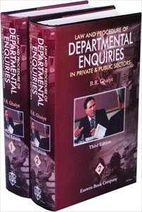 9788170129912: Law and Procedure of Departmental Enquiries: v. 1