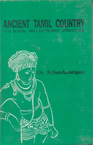 9788170130727: Ancient Tamil Country: It's Social and Economic Structure