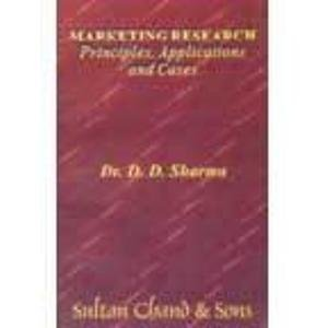 9788170146582: Marketing Research: Principles, Applications and Cases