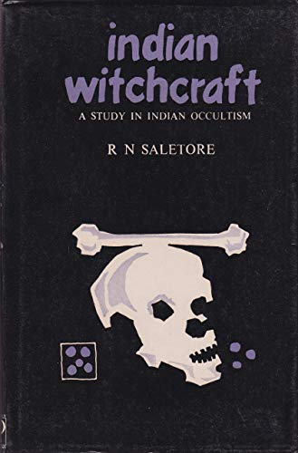 9788170171461: Indian Witchcraft: A Study in Indian Occultism