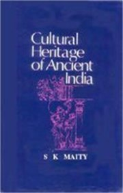 9788170171706: Cultural Heritage of Ancient India