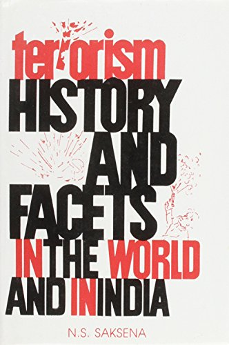9788170172017: Terrorism: History and Facets in the World and in India