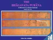 The Bhagavata Purana: P. K. Mishra