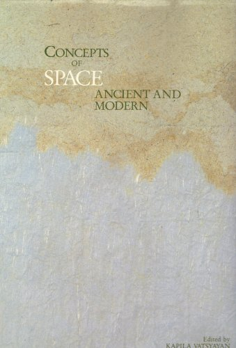 9788170172529: Concepts of Space: Ancient and Modern
