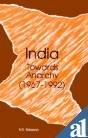 India Towards Anarchy (1967-1992): N.S. Saksena