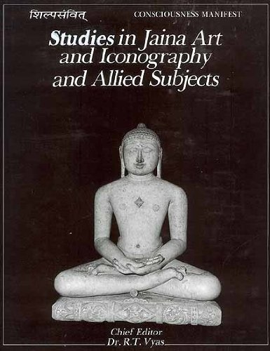 9788170173168: Studies in Jain Art and Iconography and Allied Subjects