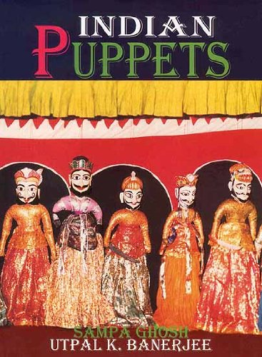 9788170174356: Indian Puppets