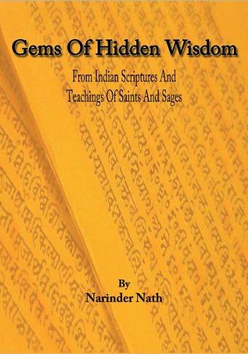 Gems of Hiden Wisdom: Narinder Nath