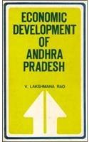 Economic Development of Andhra Pradesh: V. Lakshmana Rao