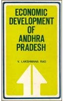 Economic Development of Andhra Pradesh: V. Lakshmana Rao