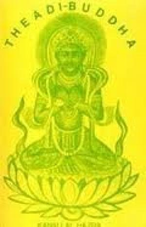 The Adi-Buddha: Kanai Lal Hazra