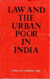 9788170184652: Law and the Urban Poor in India