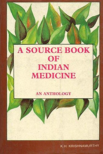 A Source Book of Indian Medicine: An: Krishnamurthy, K. H.