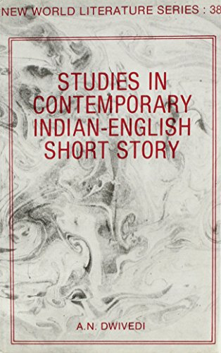Studies in Contemporary Indian English Short Stories