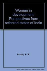 Women in Development Perspective From Selected States of India, 2 Vols