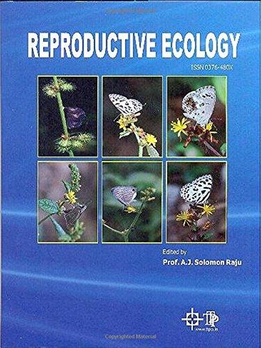 Reproductive Ecology: Raju A.J. Solomon