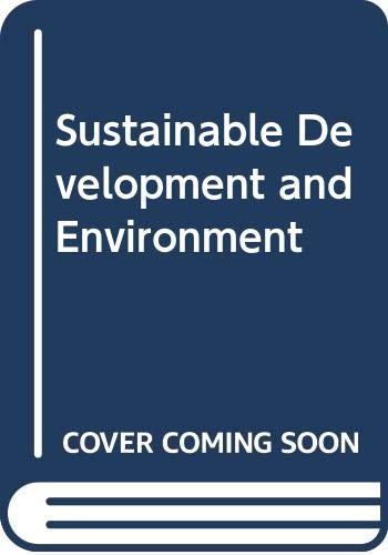 Sustainable Development & Environment (2 Vols-Set): Amit Krishna De